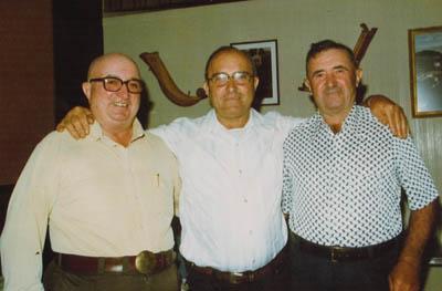 JB, Frank & Raymond MAITIA